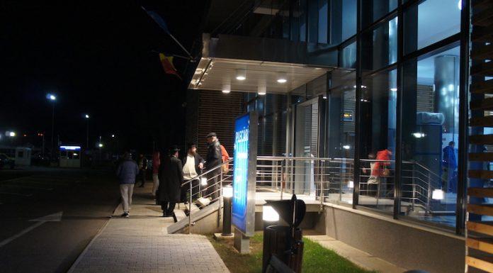 "Aeroport ""Stefan cel Mare"" Suceava"