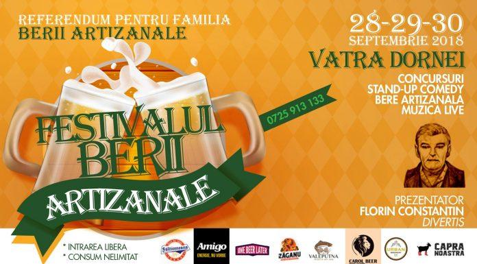 Festivalul Berii Artizanale Vatra Dornei