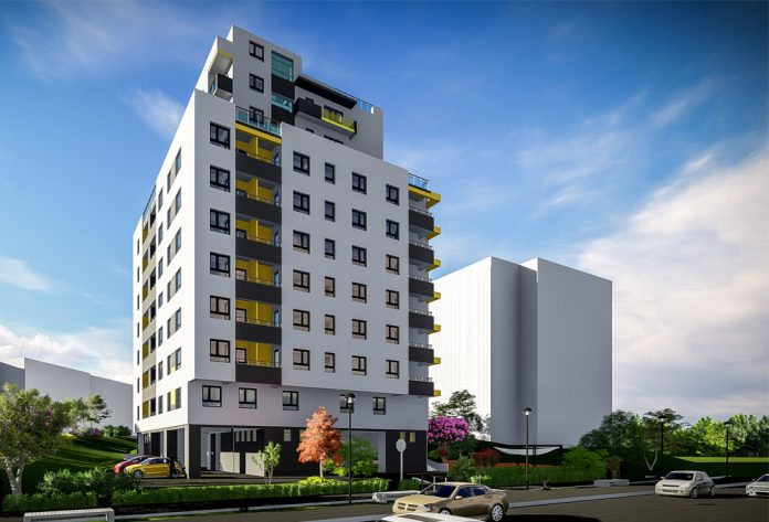 Fusion Towers Iasi