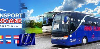 Transport Persoane International cu AND-Flor