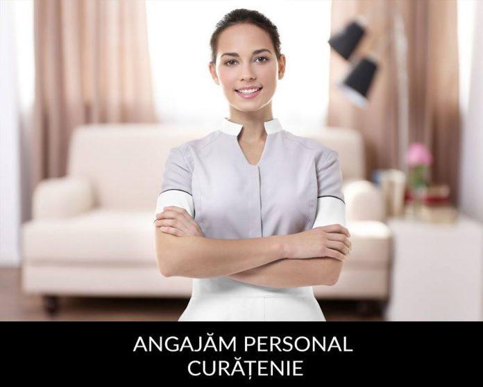 Mandachi Hotel personal curatenie
