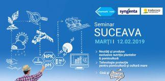 Seminar agricultura Suceava 2019