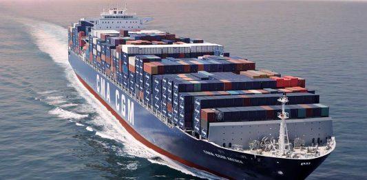 Transport maritim China