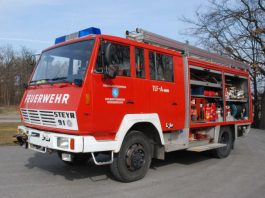 Autospeciala STEYR 791