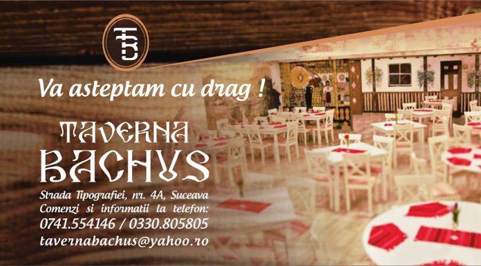 Taverna Bachus Banner