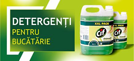 detergenti pentru bucatarie