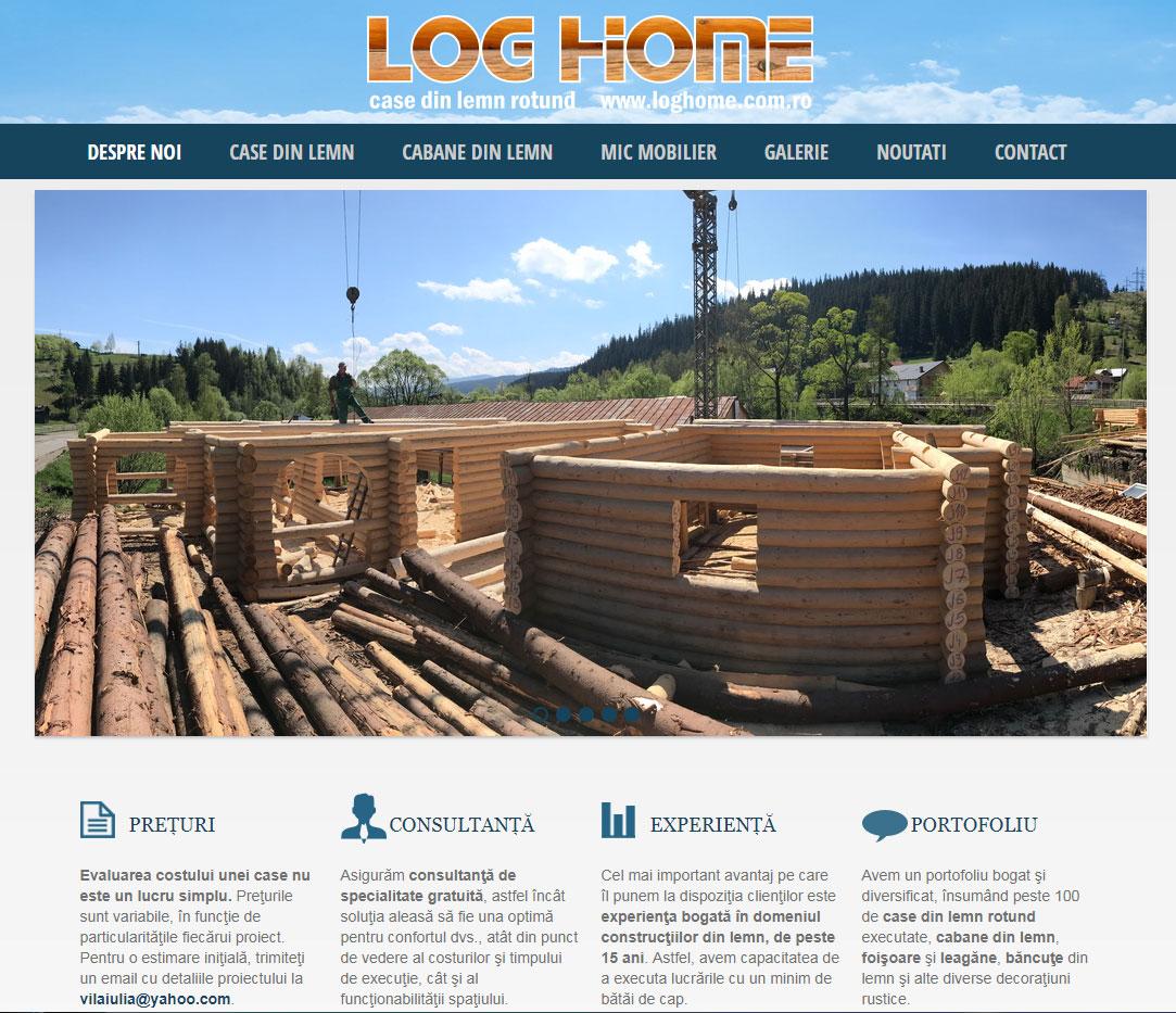 Loghome.com.ro