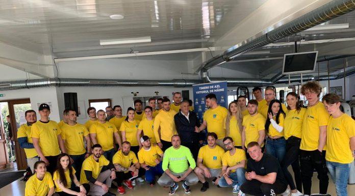 Prima ediție a cupei TNL Fitness un succes pentru TNL Rădăuți