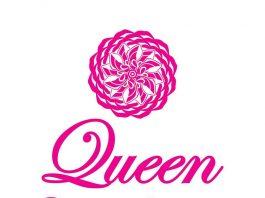 Logo Queen Concept Flowers