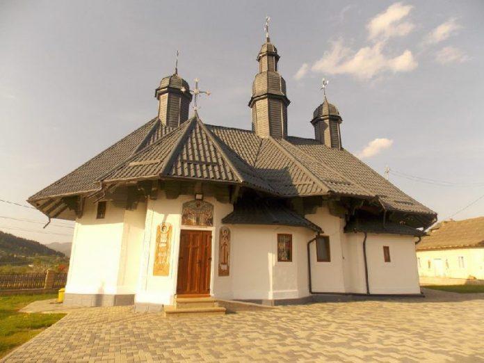 Biserica din Doroteia
