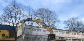 Servicii profesionale de demolari cu DEMO TECH