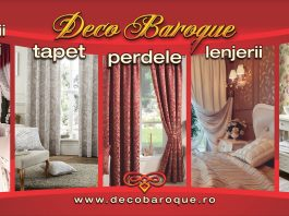 Deco Baroque Home Design Suceava