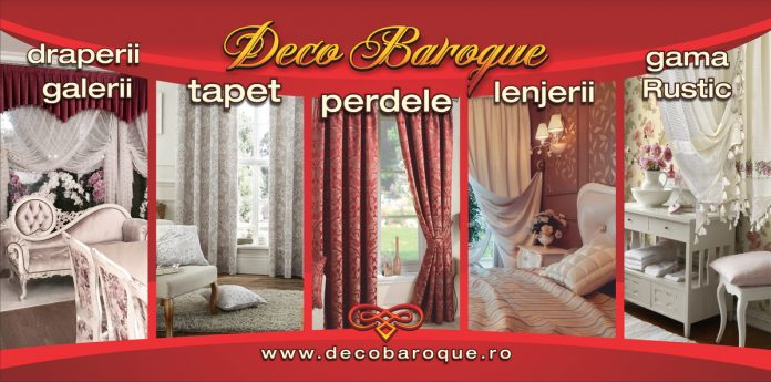 Deco Baroque Home Design Suceava