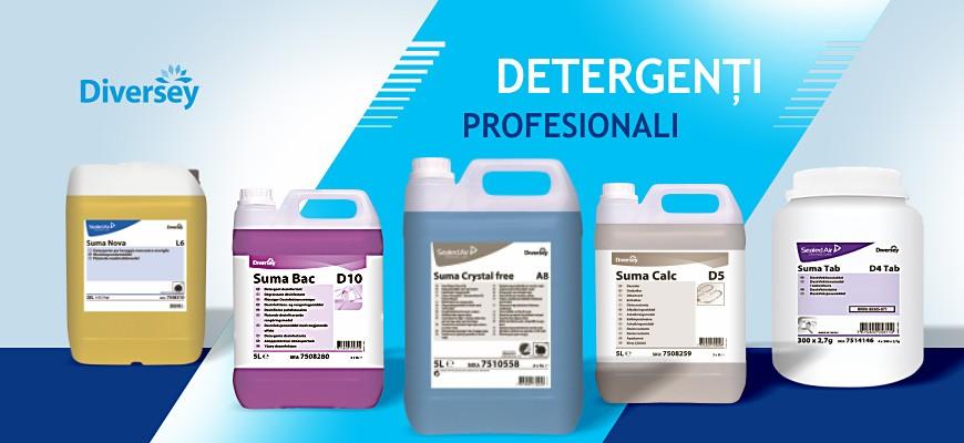 detergenti dezinfectanti profesionali suceava