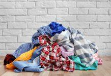 pericol aruncare haine