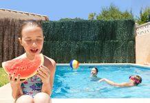 In aceasta perioada petrece acasa ca la piscina! Cum sa NU dai gres in fata invitatilor