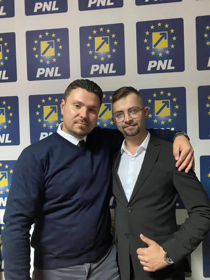 Andrei Cenusa si Bogdan Loghin