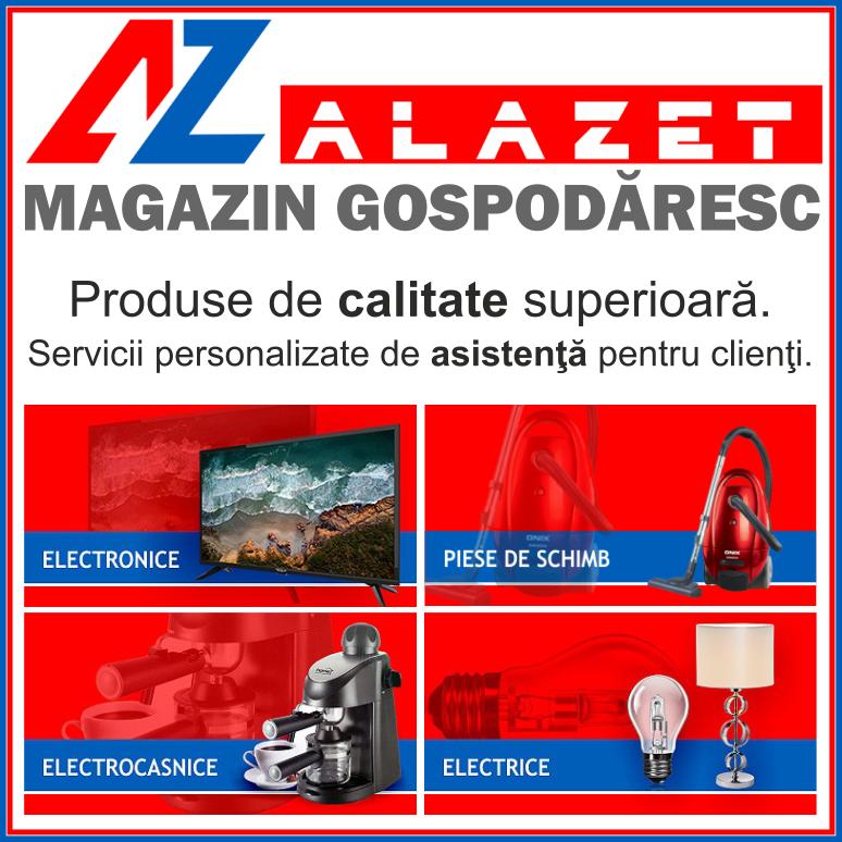 magazin gospodaresc ALAZET